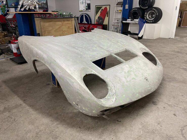 Lamborghini Miura Front Clamshell 7