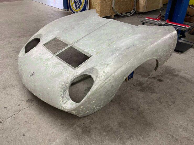 Lamborghini Miura Front Clamshell 8