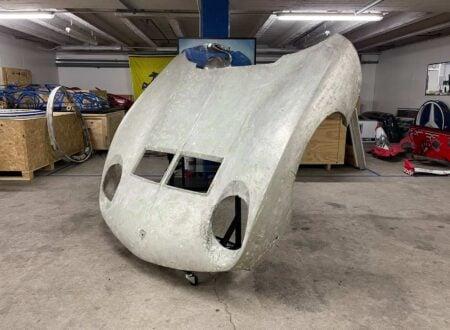 Lamborghini Miura Front Clamshell 9