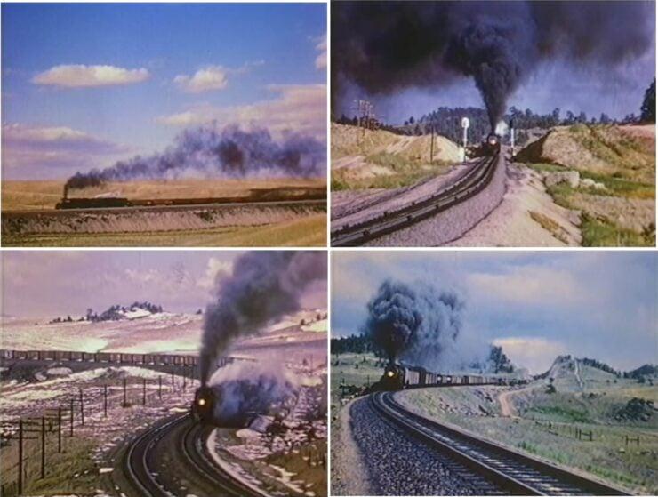 Last Of The Giants Documentary - Union Pacific Big Boy 1