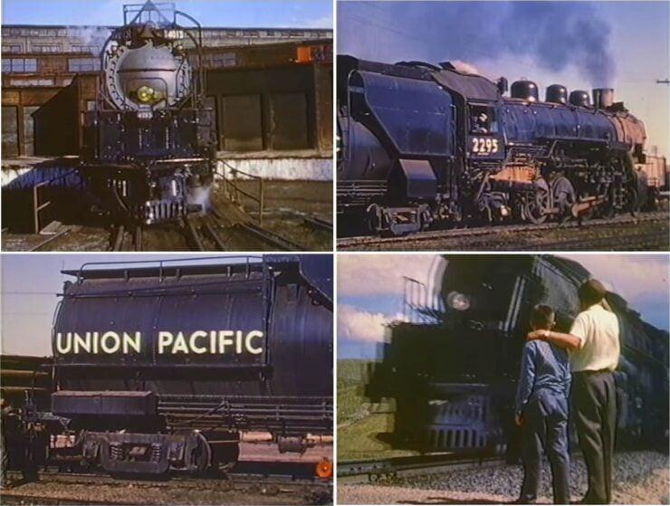 Last Of The Giants Documentary - Union Pacific Big Boy 3
