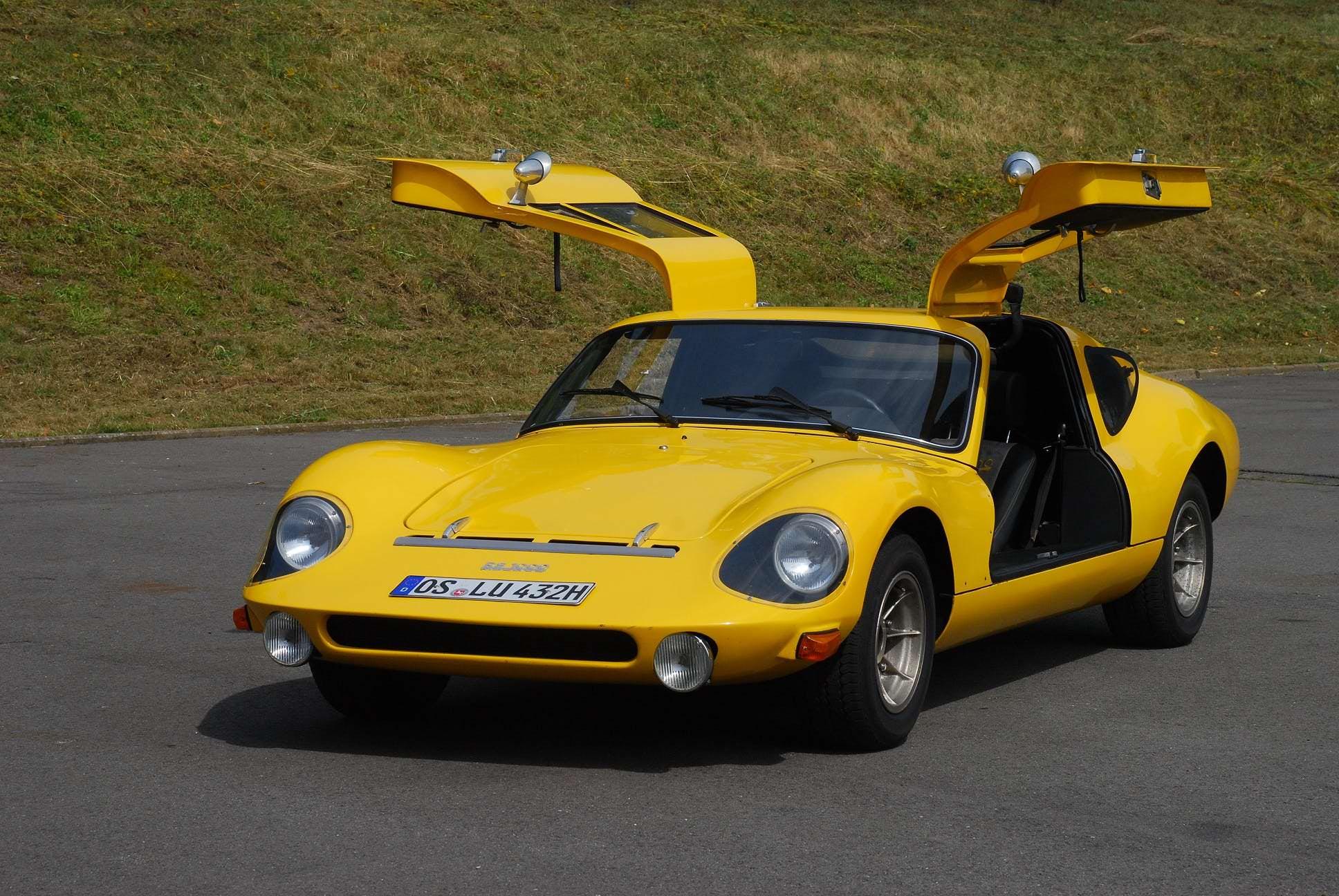 Melkus RS 1000 16