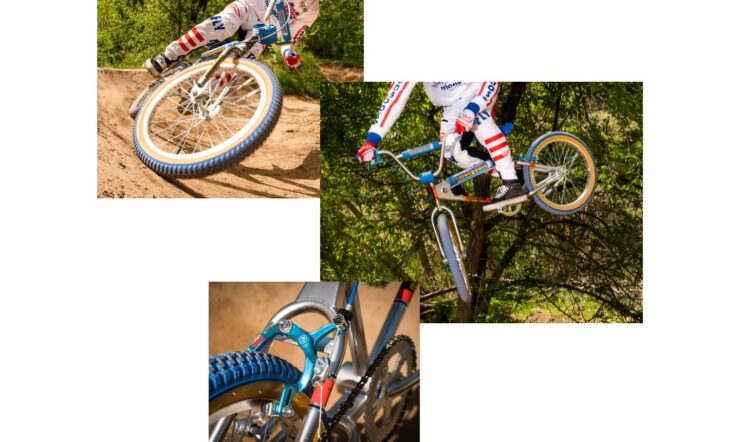 Mongoose California Special BMX Bike