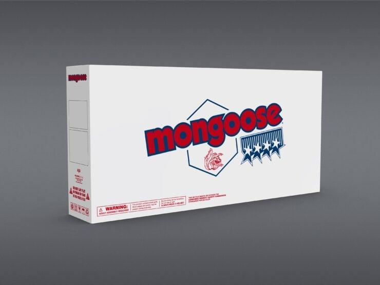 Mongoose Classic BMX Packaging