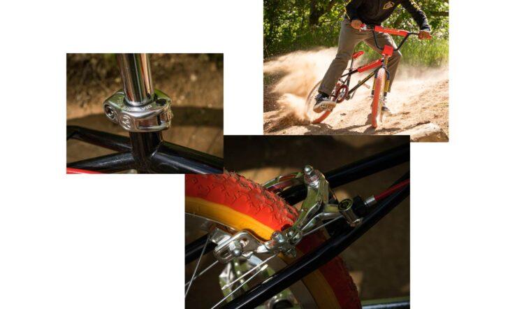 Mongoose Supergoose BMX Bike