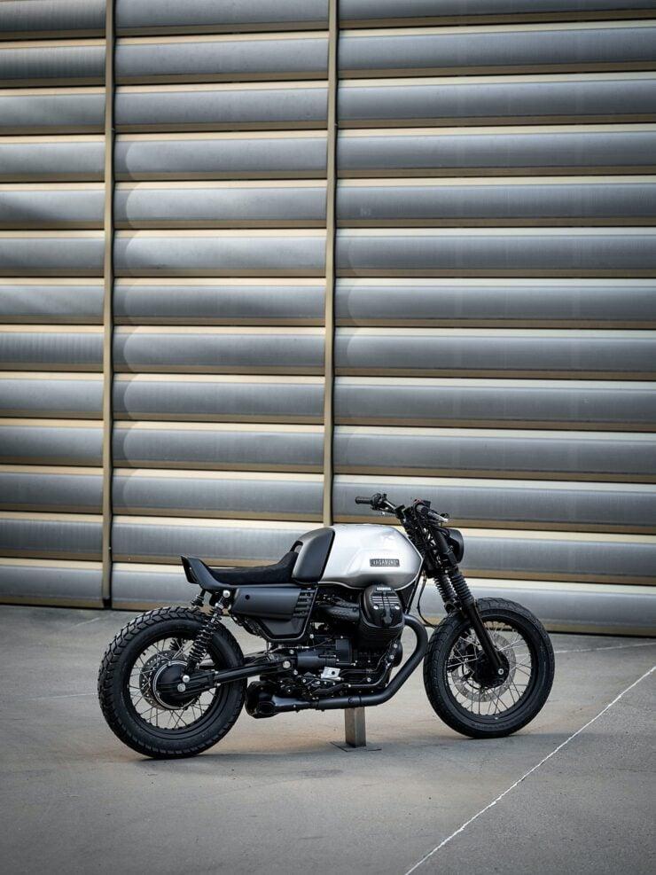 Moto Guzzi V7 III Custom by Vagabund Moto 2