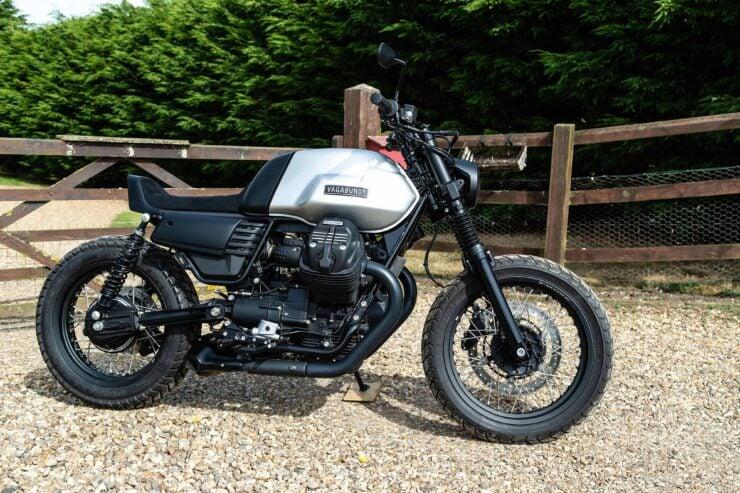 Moto Guzzi V7 III Custom by Vagabund Moto 3