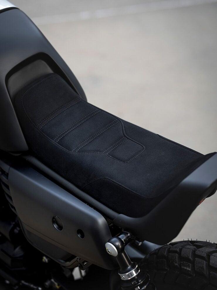 Moto Guzzi V7 III Custom by Vagabund Moto 7