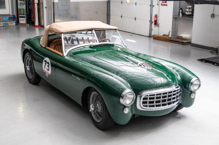 Nash-Healey Roadster 12