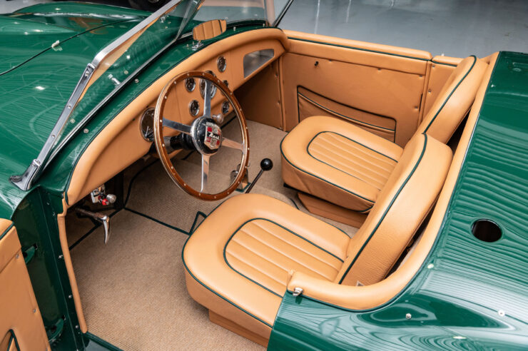 Nash-Healey Roadster 15