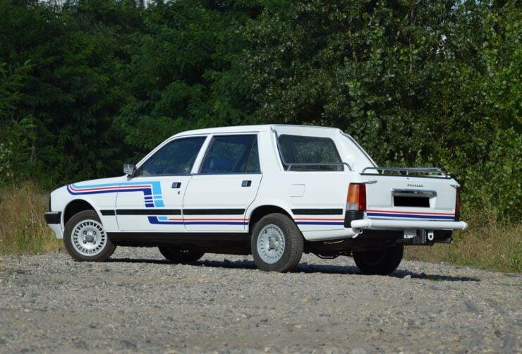 Peugeot 505 Pick-Up Double Cabine Gruau 1
