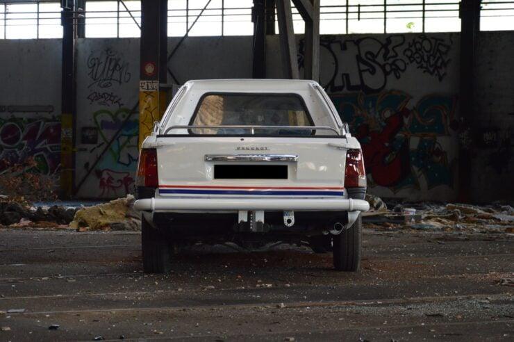 Peugeot 505 Pick-Up Double Cabine Gruau 10