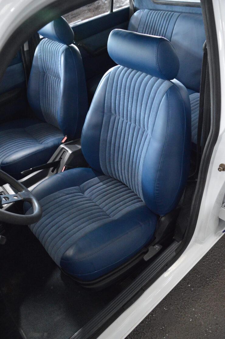 Peugeot 505 Pick-Up Double Cabine Gruau 15