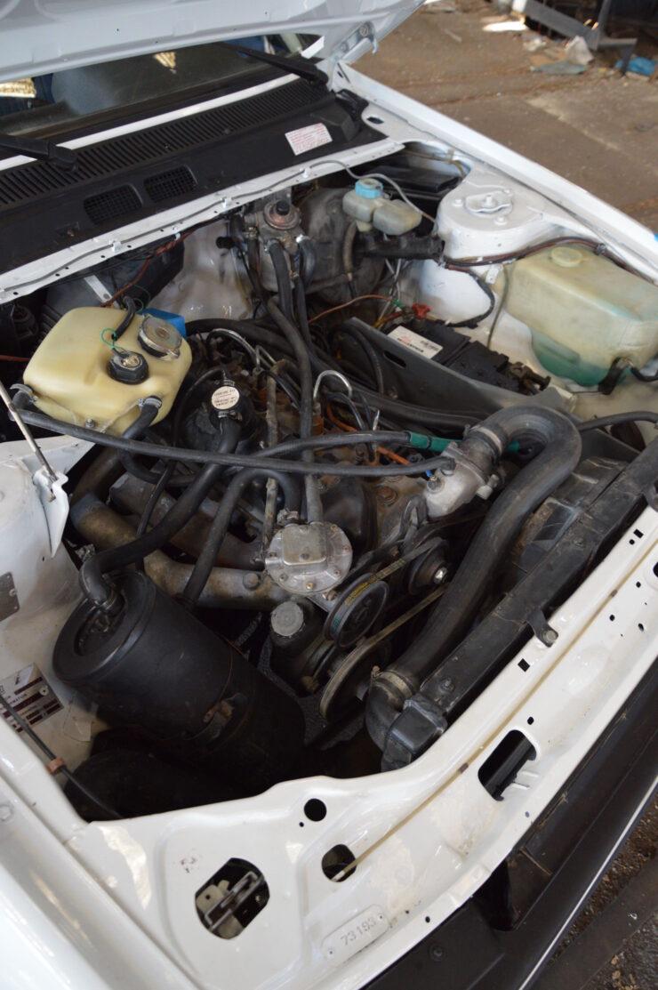 Peugeot 505 Pick-Up Double Cabine Gruau 18