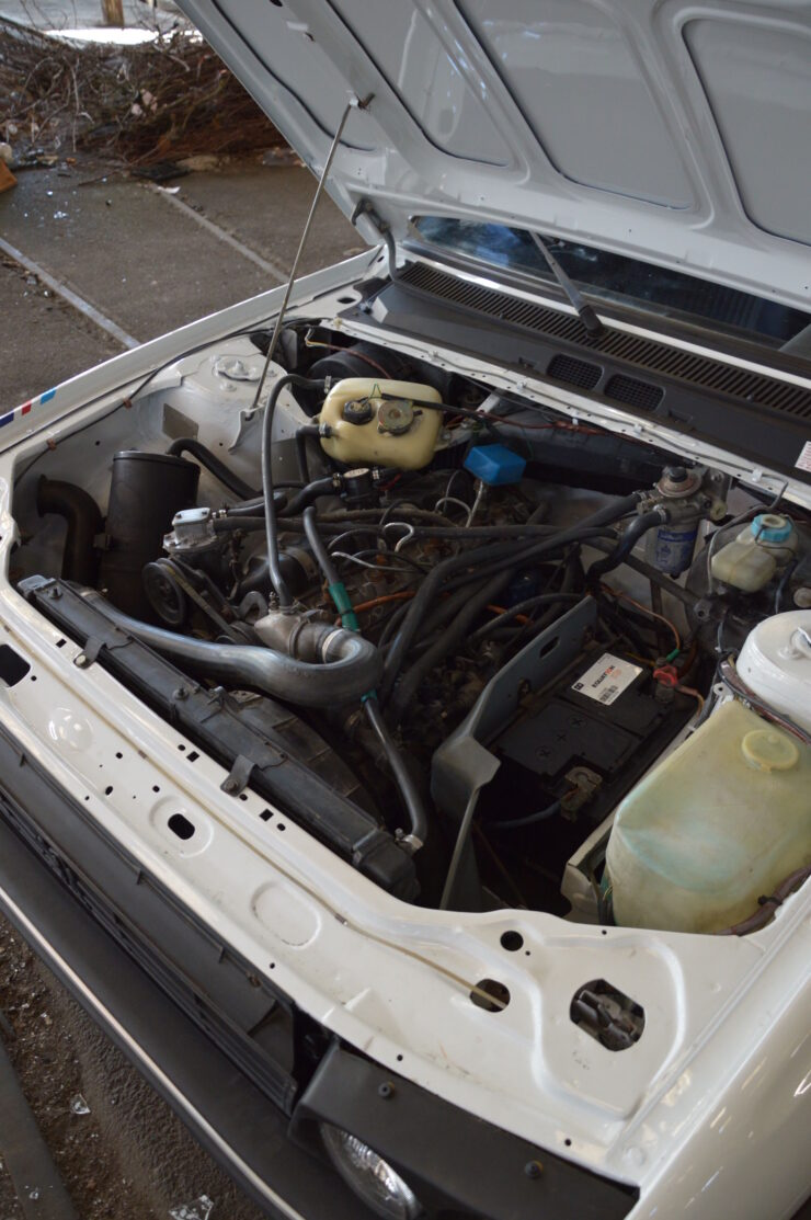 Peugeot 505 Pick-Up Double Cabine Gruau 19