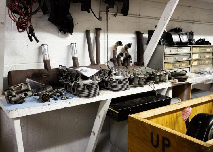 Porsche Fuhrman Four-Cam Engine 2