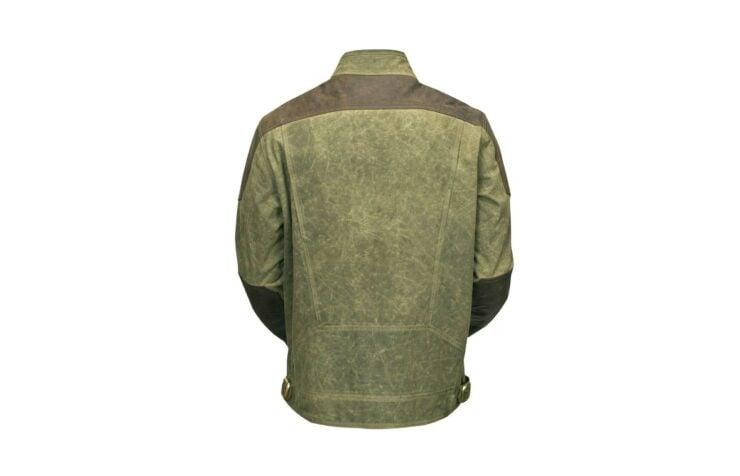 Roland Sands Truman CE Jacket Back