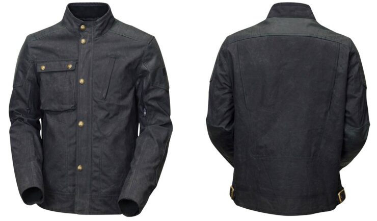 Roland Sands Truman CE Jacket Black