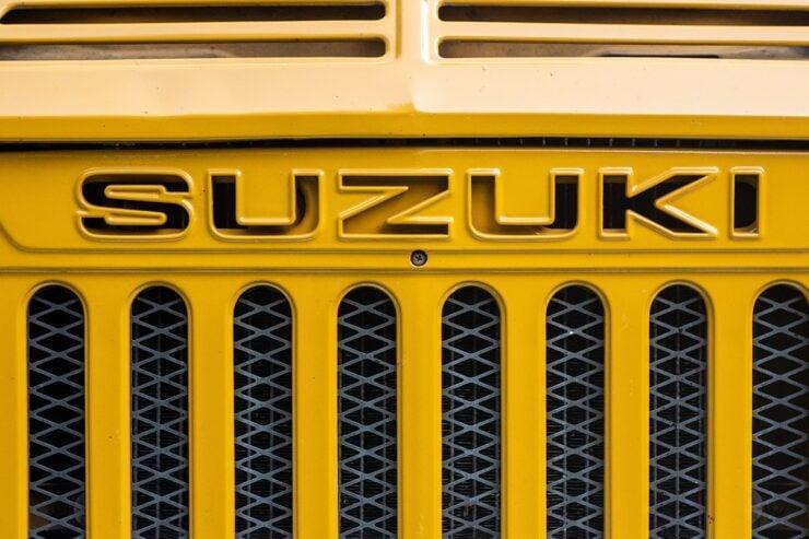 Suzuki Jimny LJ80 13