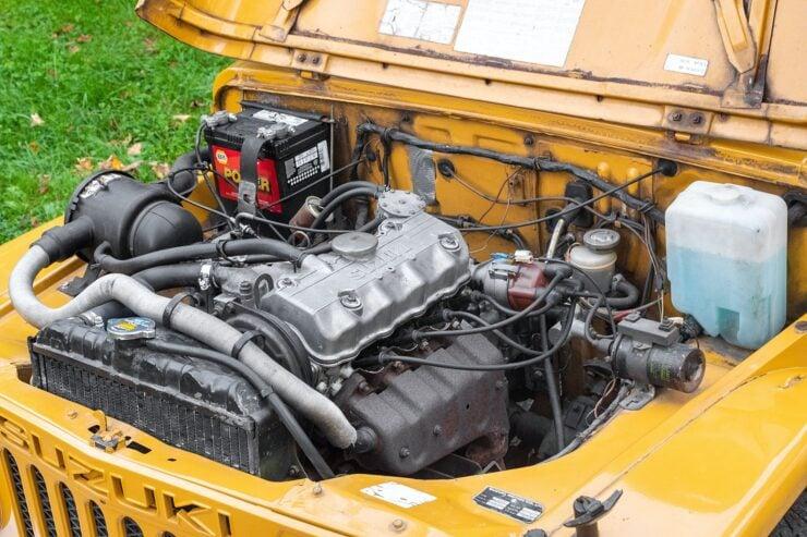 Suzuki Jimny LJ80 16