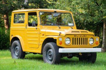 Suzuki Jimny LJ80 5
