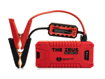 The Zeus - Power Bank + Car Battery Jump Starter by Uncharted Supply Co.