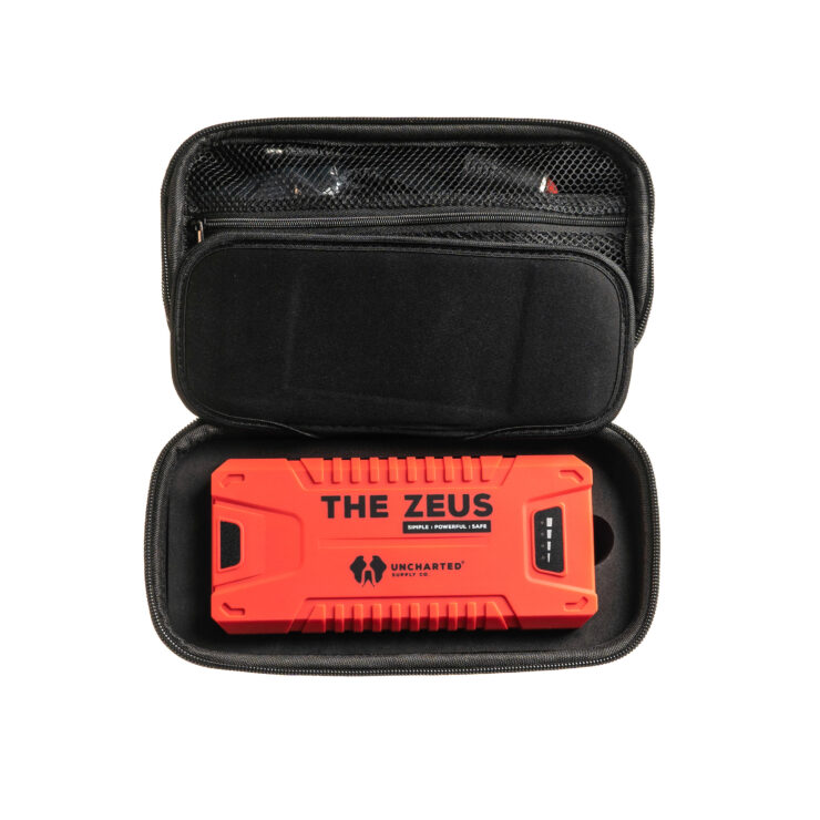 The Zeus - Power Bank + Car Battery Jump Starter by Uncharted Supply Co. 4
