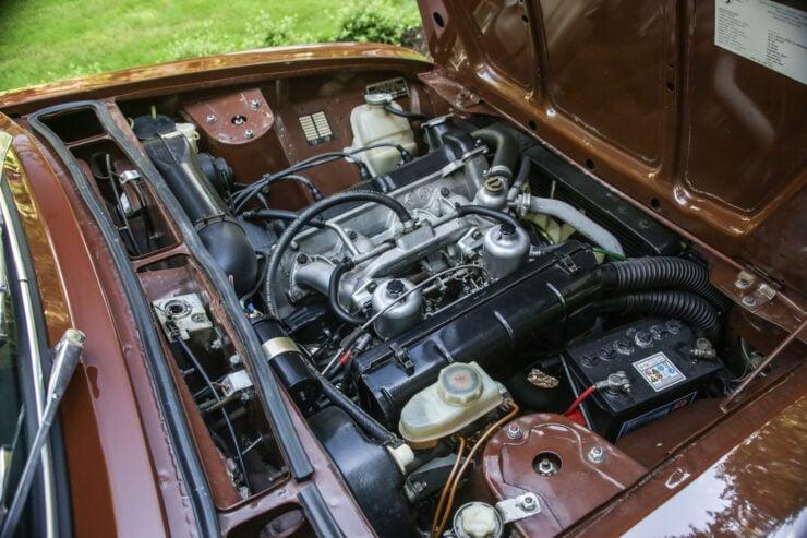 Triumph Dolomite Sprint Engine