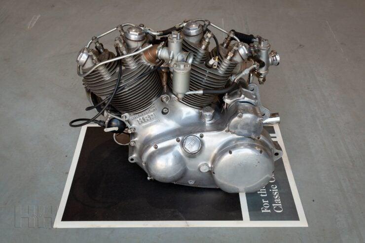 Vincent Rapide Engine 2