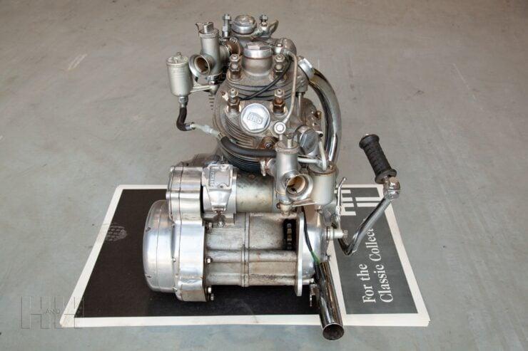 Vincent Rapide Engine 3