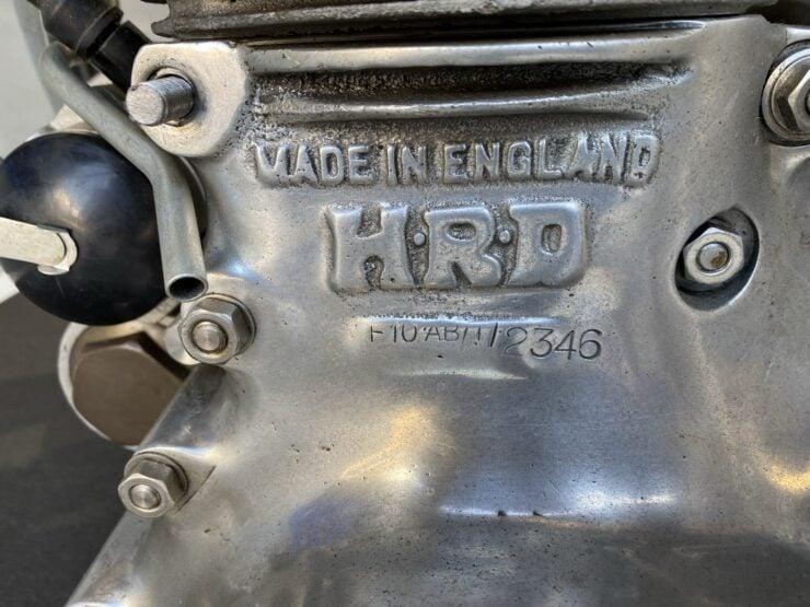 Vincent Rapide Engine 5