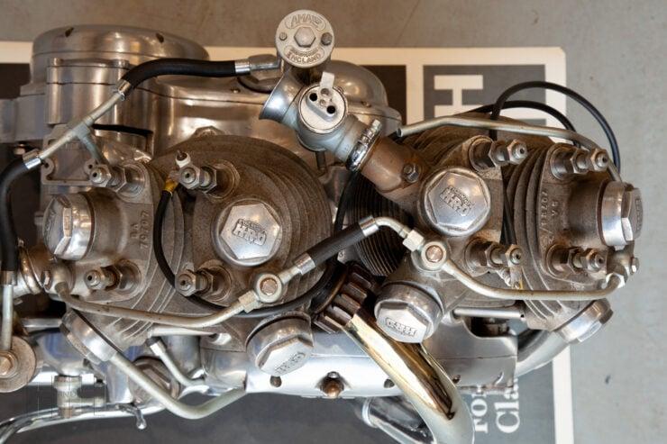 Vincent Rapide Engine 6