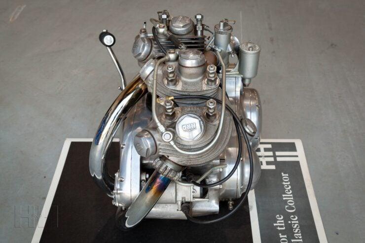 Vincent Rapide Engine 7