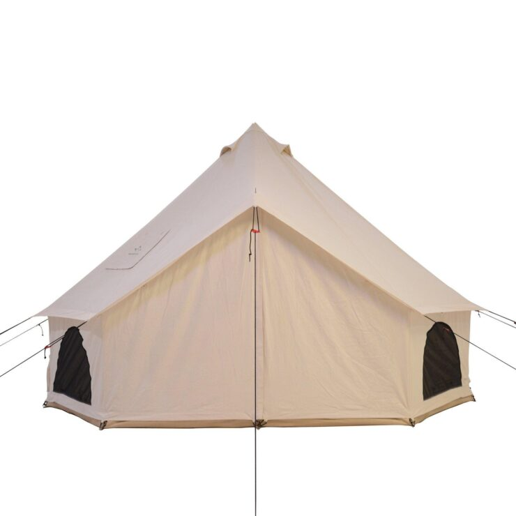 White Duck Avalon Bell Tent Front
