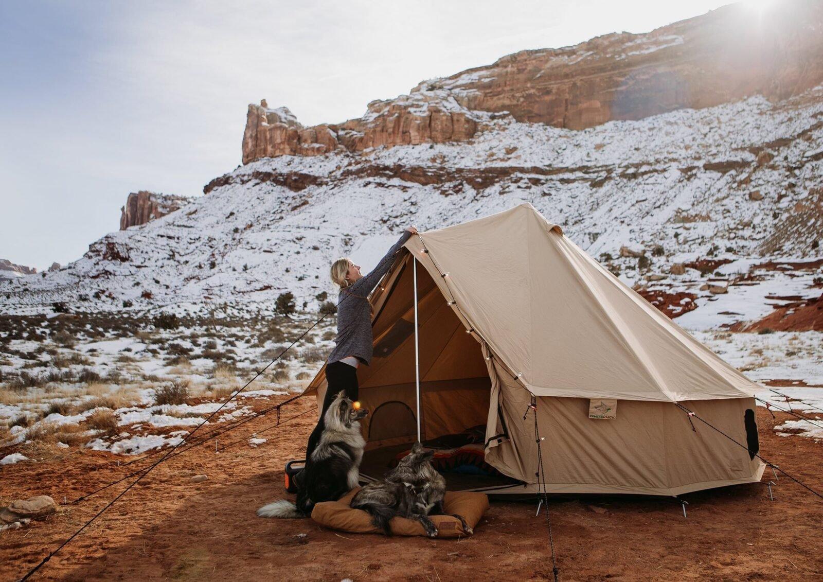 White Duck Avalon Bell Tent