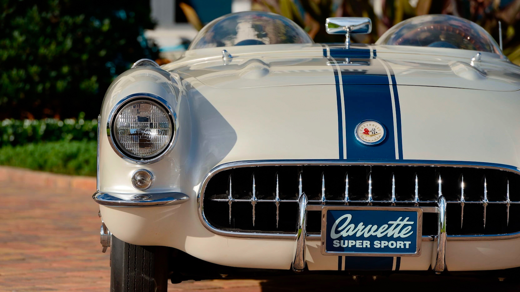 1957 Chevrolet Corvette Super Sport Concept Car 11_