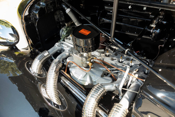 Auburn 851 Supercharged Boattail Speedster 13