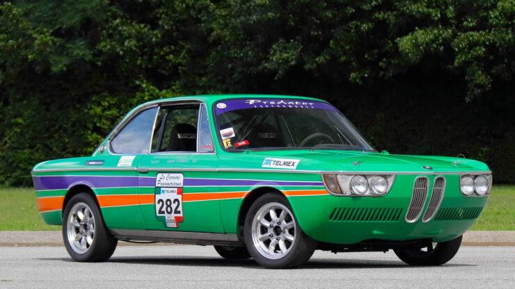 BMW 2000 CS 11