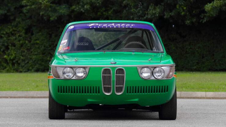 BMW 2000 CS 13