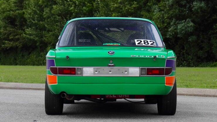BMW 2000 CS 14