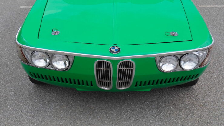 BMW 2000 CS 19