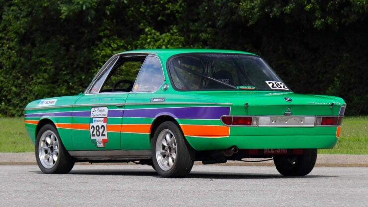 BMW 2000 CS 2