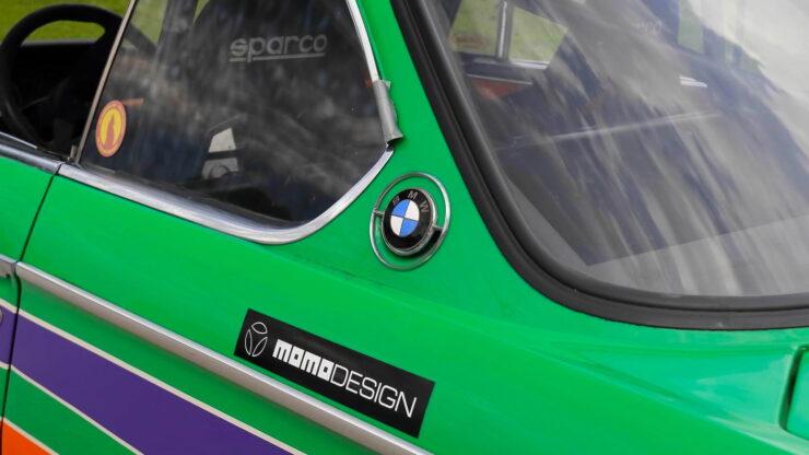 BMW 2000 CS 23