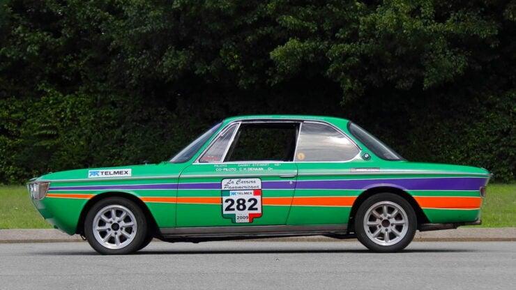 BMW 2000 CS 7