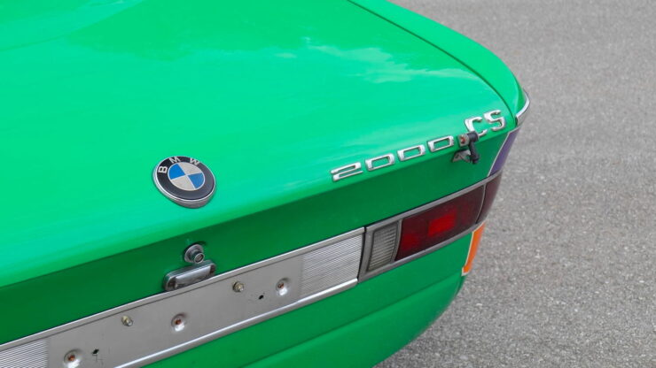 BMW 2000 CS 8