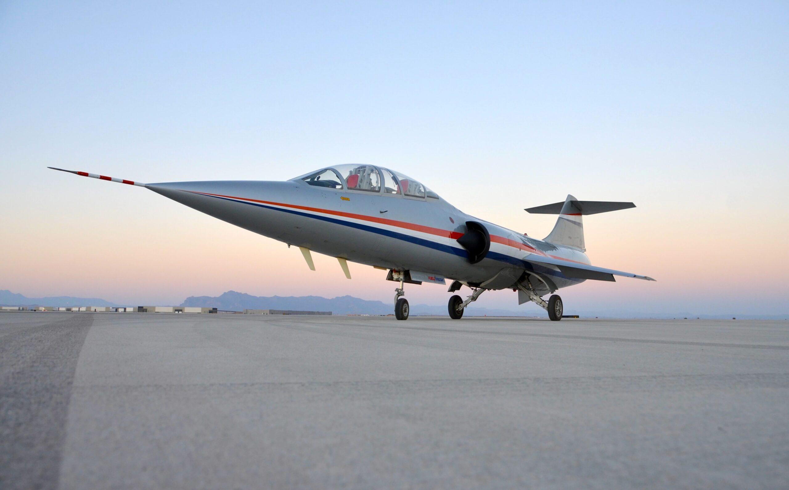 CF-104D Starfighter 1