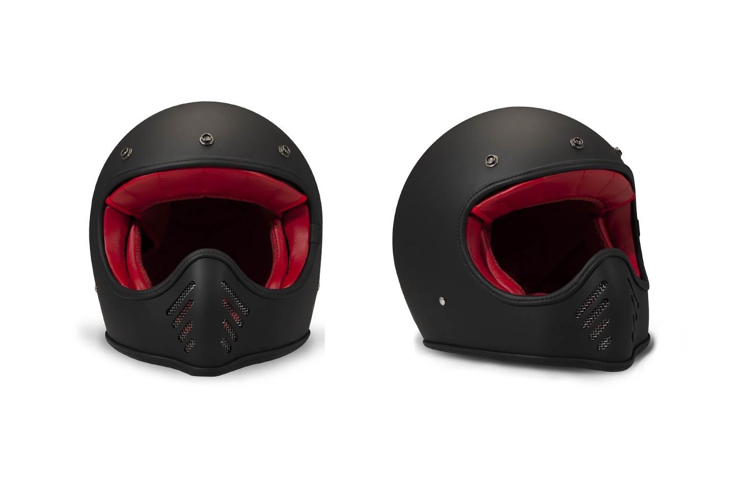 DMD Oro Stoccolma Motorcycle Helmets