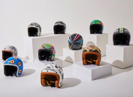 Decade of Dapper Helmet Auction Collection