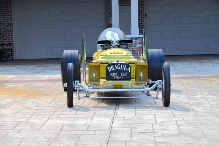 Drag-U-La From The Munsters 11