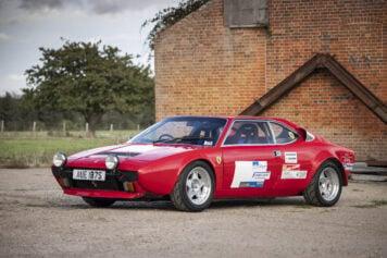 Ferrari Dino 308 GT4 Road Legal Race Car